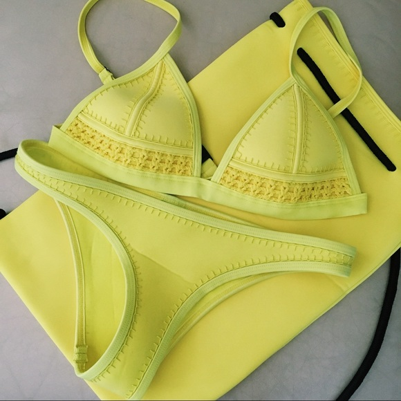 triangl swimwear Other - NEVER WORN TRIANGL BIKINI